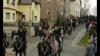 Jutry w Serbach - Ostern in der Lausitz