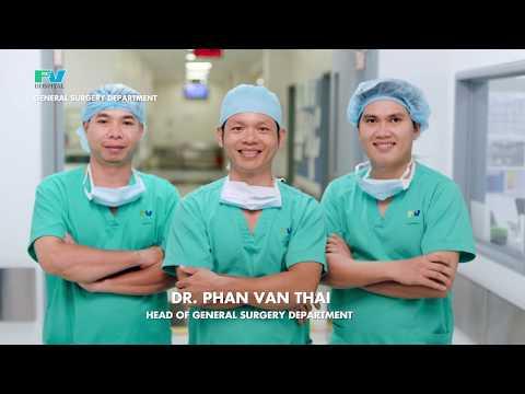 General surgery Department – FV Hospital