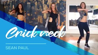 Crick Neck - Sean Paul - Watch on computer/laptop - Easy Fitness Dance Zumba Choreography