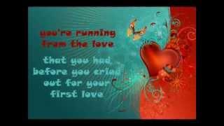 Michael Sweet - First Love + Lyrics