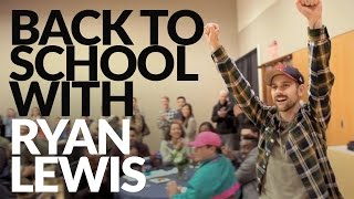 Newswise:Video Embedded hip-hop-artist-ryan-lewis-surprises-delights-gonzaga-students