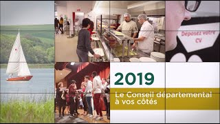 Conseil départemental des Ardennes : 2019 en images