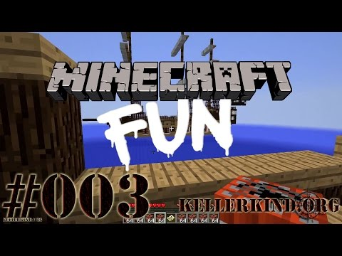 Minecraft F.U.N #3 – Pirate Battle Royale ★ Let's Play Minecraft [HD|60FPS]