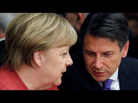 Μέρκελ: Τάχθηκε υπέρ της πολυμέρειας, μιλώντας στο Νταβός…
