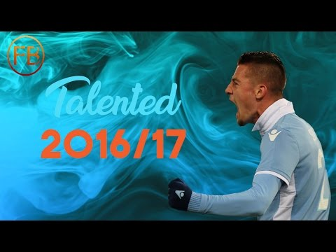 Sergej Milinkovic-Savic|| Amazing goals, skills and assists HD● Talented