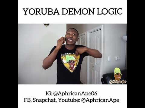 Yoruba demon logic