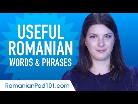 Useful Romanian Words & Phrases to Speak Like a Native