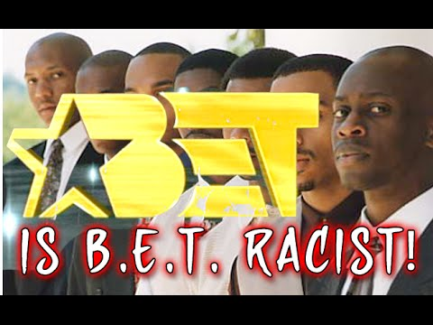 Is B.E.T. racist? Why NO W.E.T? (White entertainment) Race Card?