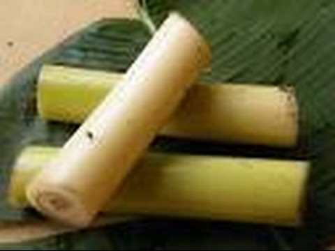 Video Banana Stem benefits