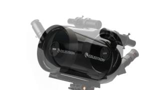 Celestron C5 Schmidt Cassegrain Spotting Scope - 52291