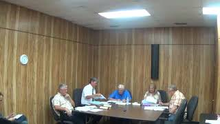 September 10, 2018 – City Council Meeting