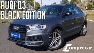 Avaliação: Audi Q3 Black Edition