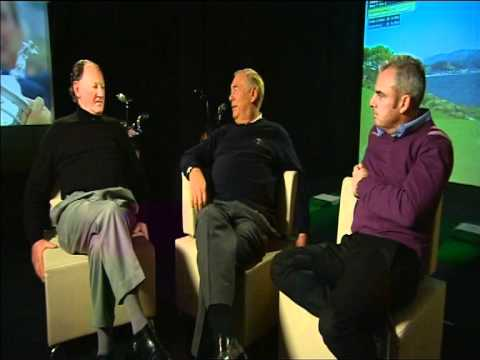 Three Ryder Cup Heroes re-live their most memorable moments in Metro Golf, indoor golf lounge & bar