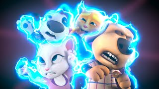 Space Rescue - Talking Tom and Friends | Season 4 Episode 19