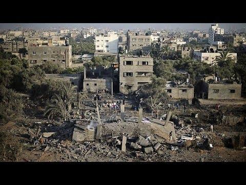 Israel lanza la operación 'Borde Protector' contra la franja de Gaza