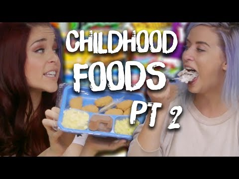 Foods from Our Childhood – Pt. 2 (Cheat Day)