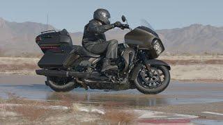 Harley-Davidson Reflex<sup>®</sup> Defensive Rider System (RDRS)