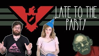 Let's Play Papers Please - Late to the Party
