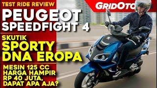 Hasil Tes Akselerasi Peugeot Speedfight 125 2018, Segesit Skutik Jepang?