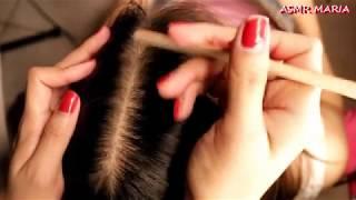 intense scalp scratching asmr - Thủ thuật máy tính - Chia sẽ kinh