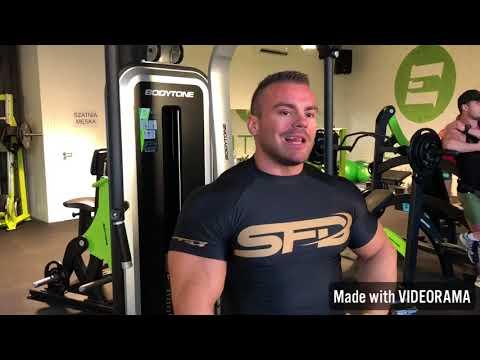 Jak wypracować mięśnie trapezowych