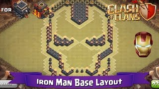 Clash Of Clans: TH10 | BEST Clan War Base Layout (Anti-LavaLoon