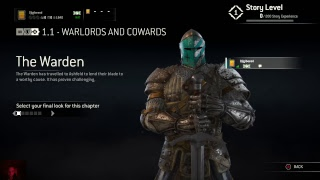 For Honor!!!!