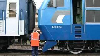 Правила прицепки/отцепки локомотивов