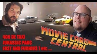 La COLLECTION de voitures de film la PLUS FOLLE que j'ai jamais vu !!!