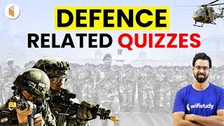 Defence Realated Quizzes | For All Competitive Exams by Bhunesh Sir