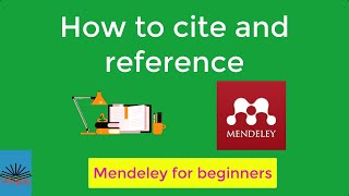 Referencing in word with Mendeley