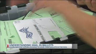 Voting by mail in Texas explained