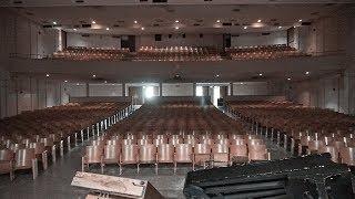 Abandoned High School (POWER STILL ON)