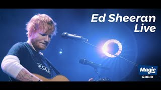 Video Ed Sheeran Live FULL SHOW | Magic Radio MP3, 3GP, MP4, WEBM, AVI, FLV Agustus 2019