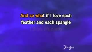 Karaoke I Am What I Am   John Barrowman