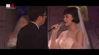Cưới Nhau Đi (YES I DO ) LIVE - Bùi Anh Tuấn tái ngộ Hiền Hồ trên sóng HTV