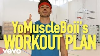 High Fives: YoMuscleBoii's Workout Plan (Kanye West, 50 Cent, OK Go, David Banner, Oliv...