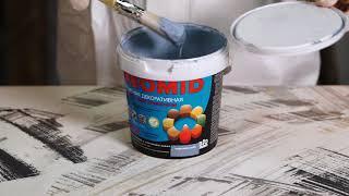 Лак с микровоском декоративно-защитный Neomid Bio Color Ultra (9 л.) от компании Мир Очистителей - видео