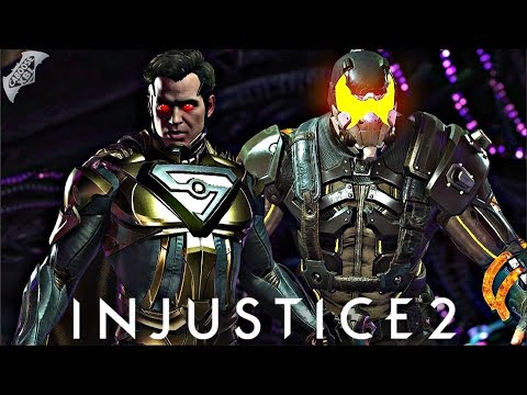 Injustice 2 Online - CRAZY FUN MATCHES!