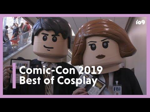 SDCC 2019   Best Cosplay Roundup