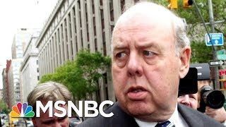 Ainsley: Legal Shake-Up Indicates President Trump Is 'Preparing Way' For Mueller Interview | MSNBC