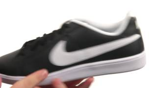 Nike Court Royale (TDV) Toddler Girls' Shoe video