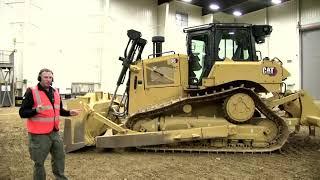Cat® D6XE Track Type Tractor In-Depth Demo