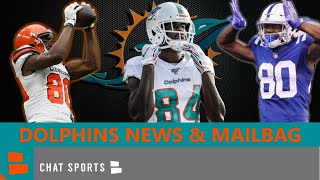 Miami Dolphins News: Ricardo Louis & Chester Rogers Interest? Tua Concerns, Isaiah Ford Stepping Up?