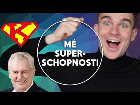 Mé superschopnosti | KOVY