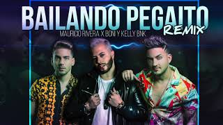 Video Bailando Pegaito (Remix) de Mauricio Rivera feat. Boni y Kelly