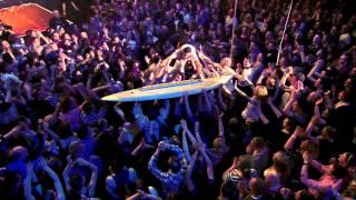The Baseballs - Umbrella LIVE! (official musicvideo)
