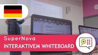 Connect & View mit interaktivem Whiteboard