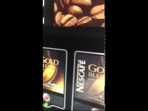Kaffeeautomat, Klix, Heißgetränkeautomat, incup Gerät, mit Münzwechsler 1200 900 950