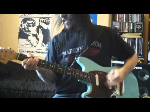 The Fight Song chords & lyrics - Marilyn Manson